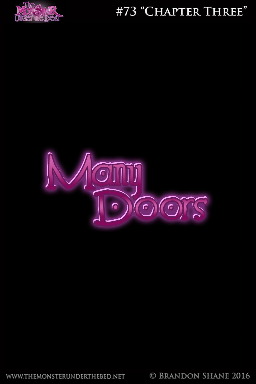 """#73 """"Many Doors"""""""