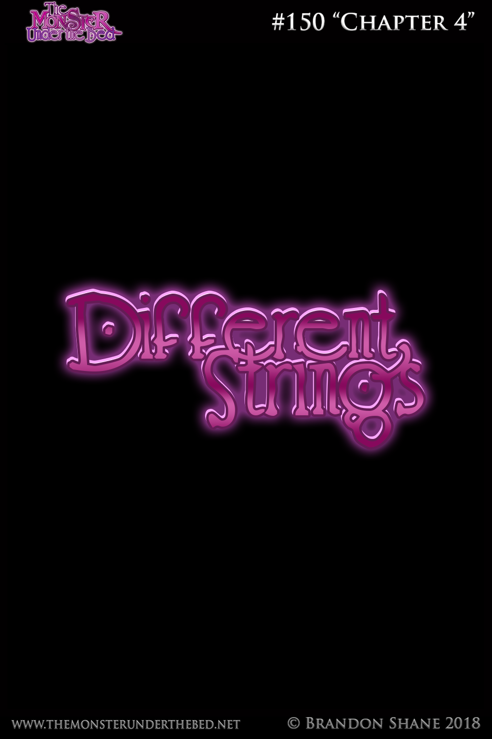 "#150 ""Different Strings"""
