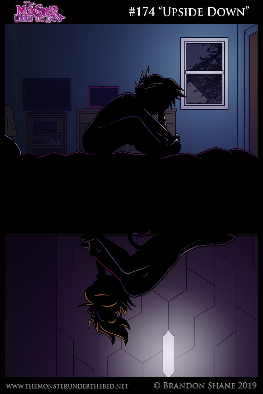"""#174 """"Upside Down"""""""